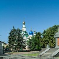 Свято-Никольский кафедральный собор г. Армавир. :: Игорь Сикорский