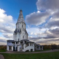 Церковь Вознесения Господня в Коломенском :: Irina-77 Владимировна