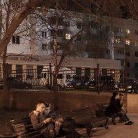 Скамейки в Уфе :: Георгий Морозов