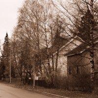 Осенняя улица :: Aнна Зарубина