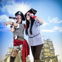 Пиратки :: Марина Кириллова