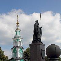 Памятник Питириму Тамбовскому. Тамбов :: MILAV V