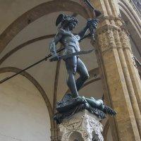 Скульптура Персея :: leo yagonen