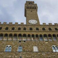 Палаццо Веккьо — мэрия Флоренции :: leo yagonen