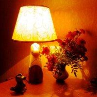 Осенним вечером :: Надежда Буденная