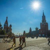Москва, Красная площадь :: Игорь Герман