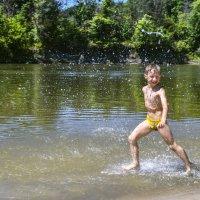Радость на воде. :: яков