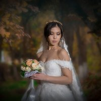 Невеста :: Геннадий Никулочкин