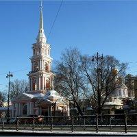 Колокольня Крестовоздвиженского собора :: Вера