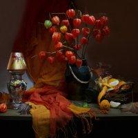 Рыжей осенью... :: Валентина Колова