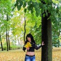 Осень :: Анжелика Маркиза