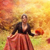 """""""Queen of the autumn"""" :: Фотохудожник Наталья Смирнова"""