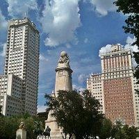 Прогуляемся по  Мадриду! :: Виталий Селиванов