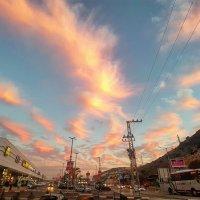 1 ноября по всей территории Израиля были расспыленены облака, которые были красивейшими... :: Eddy Eduardo