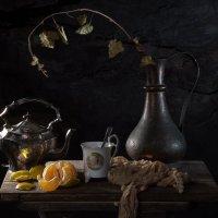 Про мандарин и немного про ветку, точнее про суслика :: mrigor59 Седловский