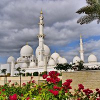 Мечеть шейха Зайеда :: Андрей K.