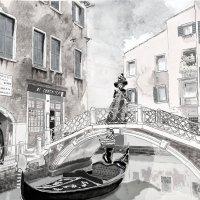 Венецианская история :: Сергей Шруба