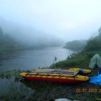 Вечерний туман :: Сергей Антипин