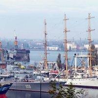 Военная гавань :: Александр Корчемный