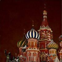 Красная площадь. Минину и Пожарскому... :: Кай-8 (Ярослав) Забелин