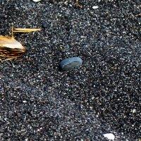 Чёрные пески Санторини. Перисса. :: Надя Кушнир