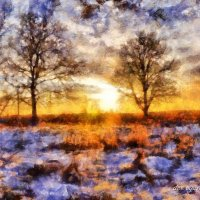 первый снег :: ogurcovcki ogurcovcki
