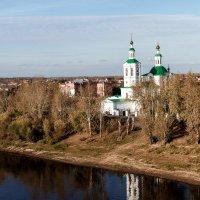Вознесенско-Георгиевская церковь :: Дмитрий Сиялов