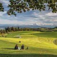 October in Switzerland :: Dmitry Ozersky
