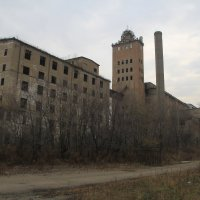 ... из прОшлого ВЕКА руины ... :: JT --------      SHULGA  Alexei