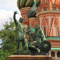 Москва,Минин и Пожарский :: ninell nikitina