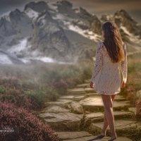 Покоряя вершину - покоряешь мечту :: Анастасия сосновская