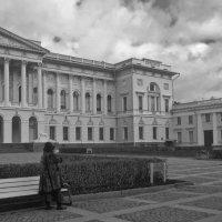 во дворе Русского музея :: Елена