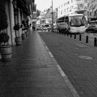 одна из улиц в Назарете :: evgeni vaizer