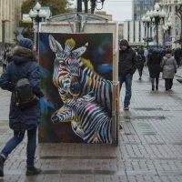 Где-то в городе(5) :: Александр Степовой
