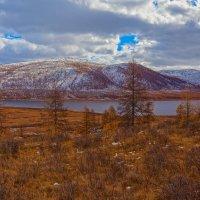 Озеро Ильчир :: Анатолий Иргл