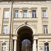 1896—1902, архитектор К.М.Быковский :: Анна Воробьева