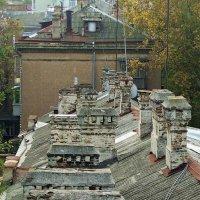 одесские крыши :: Александр Корчемный