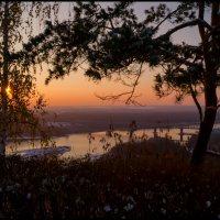 Закат над Белой :: Алексей Патлах