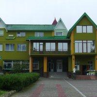 Офисно - торговый   центр   в   Отыние :: Андрей  Васильевич Коляскин