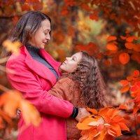 Мама и дочь :: Екатерина Кузнецова