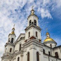 Свято-Воскресенская церковь :: Ирина Никифорова