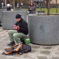"""И ему, и мне нравятся """"Зеленые рукава"""". Но он умеет играть :: Андрей Лукьянов"""