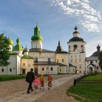 В Кирилло-Белозерском монастыре :: Galina