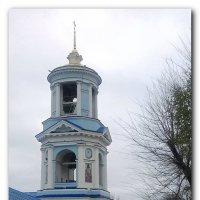Колокольня Покровского собора. :: Чария Зоя