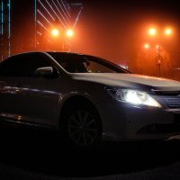 Toyota Camry v50 :: Наталья Фролова