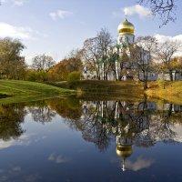 Осенние отражения :: Татьяна Петранова