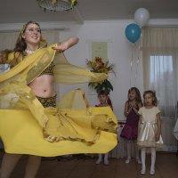 Восточный танец :: Вера Сафонова