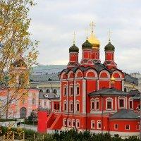 Храм Знамения Божией Матери.Москва ( Зарядье ) :: Иван