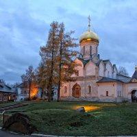 Вечер в Звенигороде :: Ирина Котенева