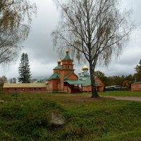 Свято-Благовещенская Никандрова пустынь :: Елена Павлова (Смолова)